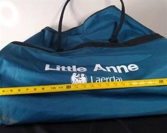 Laerdal Little Anne Helping Save Lives Manikin Carrying Bag 1 Extra Carrying Bag Included