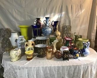 Lovely Vintage Vases and More