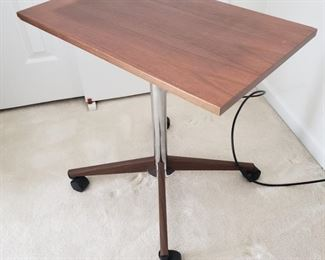 """TV stand on wheels...26"""" wide x 15"""" deep x 25"""" high"""