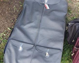 "Basic authentic American Tourister garment bag. 1 hanger, 3 pockets. 39"" x 23"""