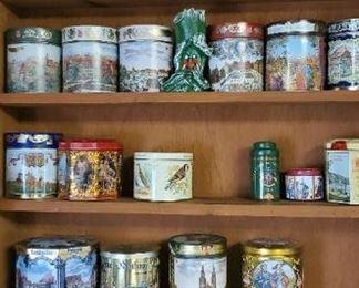 Tin Collectibles