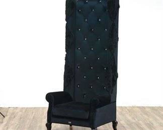 A&X Baron Modern High Lobby Chair