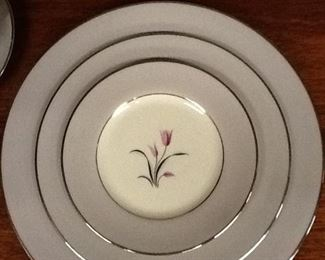 """Claremont"" by Franciscan Fine China ( Service for 6)"