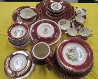 Just one of MANY china sets