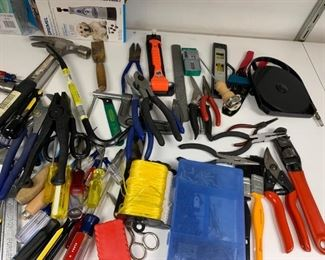 Alternate view - Lot of tools - $35