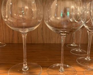 2 Wine Glasses $2 - 7 1/2""