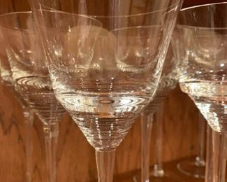 "Alternate view - Lot of 12 Glasses - 8 5/8"" - $20"