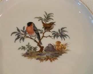 Alternate view - Meissen Salad Plate - $25 - 8.5""