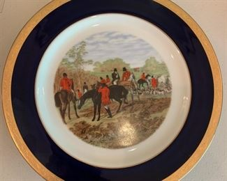 3 Hunting themed dinner plates - $10 - 10 1/2""