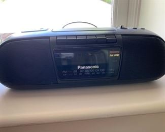 Alternate view - Casette Radio - $10