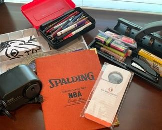 Lot of Desk Supplies - $10