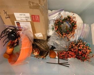 Lot of Fall Decor - $10