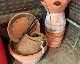 Lot of pots - $15