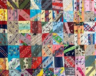 Alternate view - Large quilt - 9' x 9' - $150