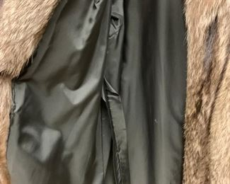Alternate view - Fur Coat - $400 - Size 7