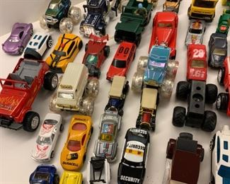 Alternate view - Lot of Matchbox size cars - $35
