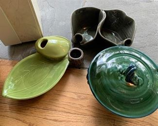 Lot of Condiment Dishes - $10