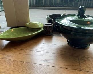 Alternate view - Lot of Condiment Dishes - $10