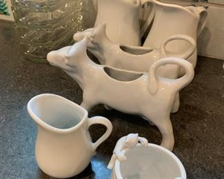 Pitcher assortment - $10