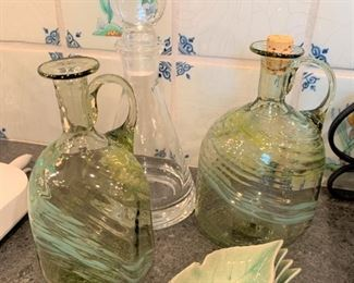 Lot of glassware - $10