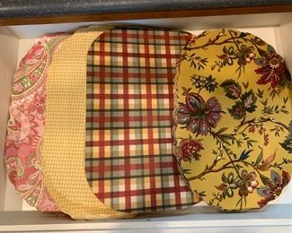 Lot of Placemats - $15