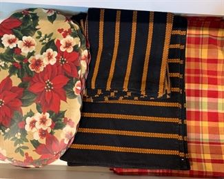 Lot of Placemats and Napkins - $15