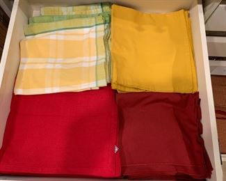 Lot of Napkins - $15