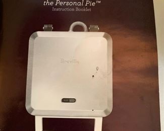 Alternate view - Breville personal pie maker $20