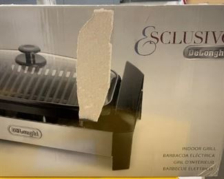 DeLonghi Indoor Grill - $30