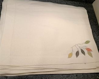 Alternate view - Lot of 12 placemats and 12 napkins - $50