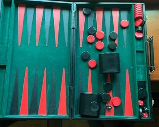 Alternate View - Backgammon Set - $15