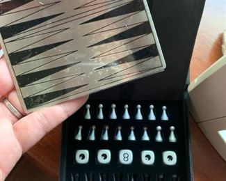 Alternate view - Portable Magnetic Backgammon Set - $10