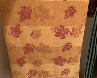 Tablecloth - $25