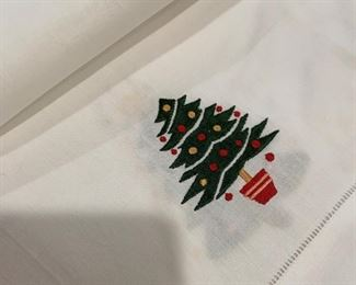 Alternate view - Lot of 3 holiday table placemats - $10