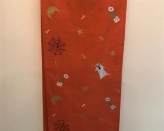 Halloween Tablecloth - $30