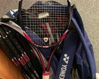 Yonex Tennis Racquet - 7 available - $75 Each