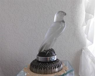 Pretty bird R. Lalique