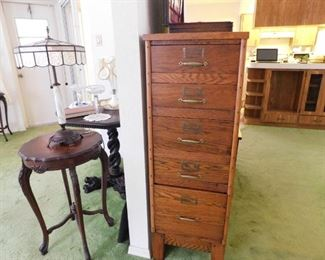 Cool cabinet 50.5 tall 17 w 25.38 - check out all the drawers