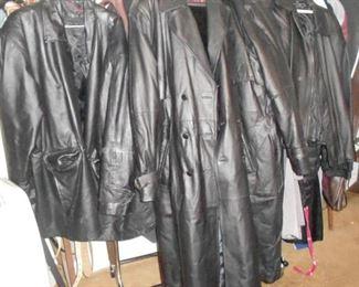 Amazing Leather Coats
