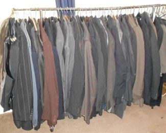 More than 50 Mens Suits