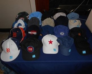 Many Sports and Other Caps