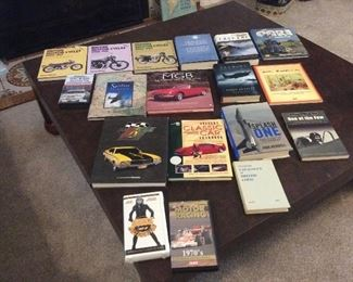 wonderful table top books