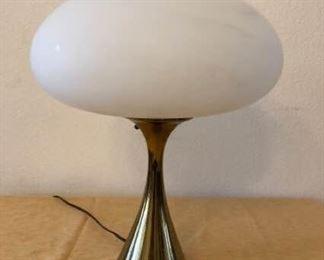 Vintage Moon Dome Laurel Lamp