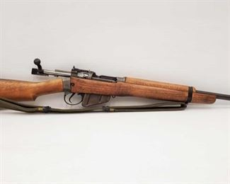 """300 Lee Enfield No.4MK1 .303 Brit Bolt Action Rifle Serial number: MK409464 Barrel length: 20"""" California Transfer Available. Ca and out of state shipping available to your local FFL. Buyer is responsible for checking local laws before bidding."""
