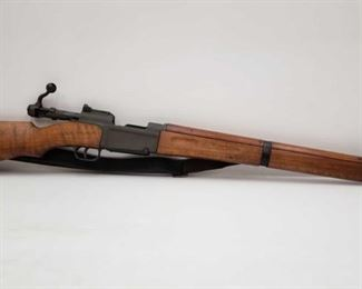 """315 MAS Model 1936 7.5x54mm Bolt Action Rifle Serial number: 76525 Barrel length: 23"""" California Transfer Available. Ca and out of state shipping available to your local FFL. Buyer is responsible for checking local laws before bidding."""