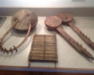 Nigerian instruments