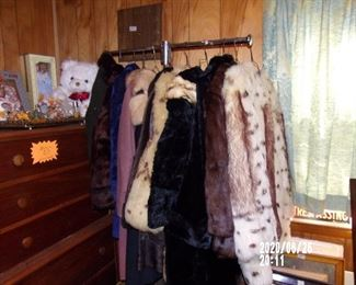 COLLECTION OF FURS