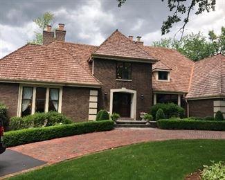 High-End Luxury Oak Brook Home