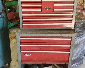 Giant Craftsman toolbox