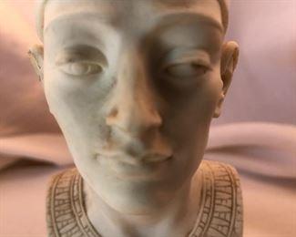 Italian Nefretiti Bust